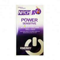 خرید آنلاین کاندوم ناچ حساس و نازک آبی Nach Power Sensitive