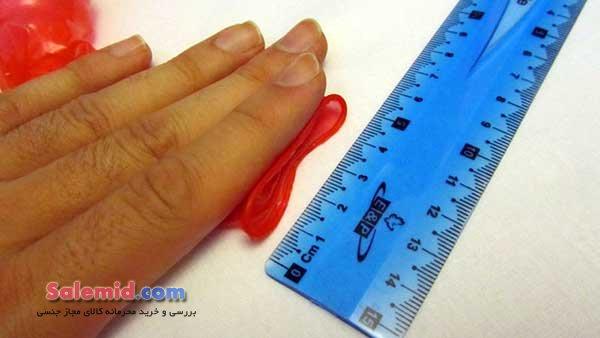 پهنای اسمی یا Nominal Width درج شده روی بسته کاندوم به چه معناست؟
