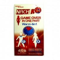 کاندوم ناچ گیم آور آخر بازی تاخیری خاردار شیاردار گرم مطبوع قرمز صورتی کدکس Condom Nach Kodex Game Over in Pne Part 4 in 1