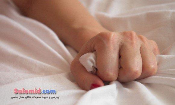 ارگاسم یا ارضای جنسی زنان: راهنمای سالمید