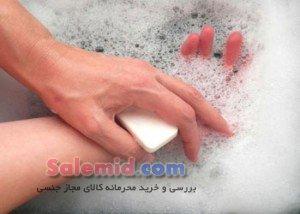 طرز استفاده از کاندوم شستشو