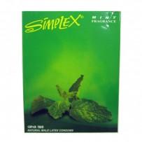 خرید آنلاین کاندوم سیمپلکس مینت Simple Mint شفاف نعناعی