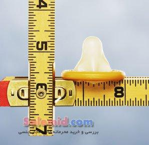 اندازه گیری آلت تناسلی پهنای اسمی طول سایز کاندوم