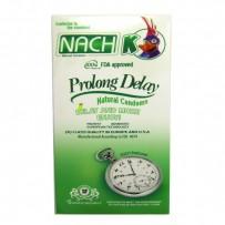 کاندوم ناچ پرولانگ دیلی تاخیری تاخیر طولانی ساده شفاف نازک Condom Nach Prolong Delay